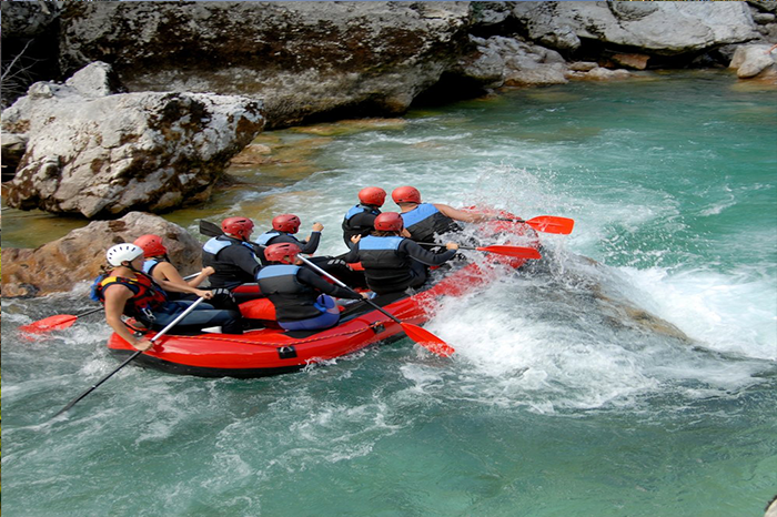 white water rafting trips grand canyon