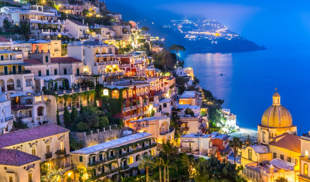 amalfi coast tours