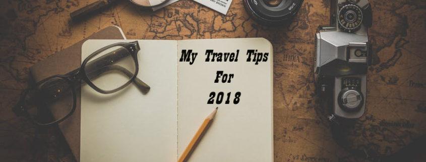 personal travel log